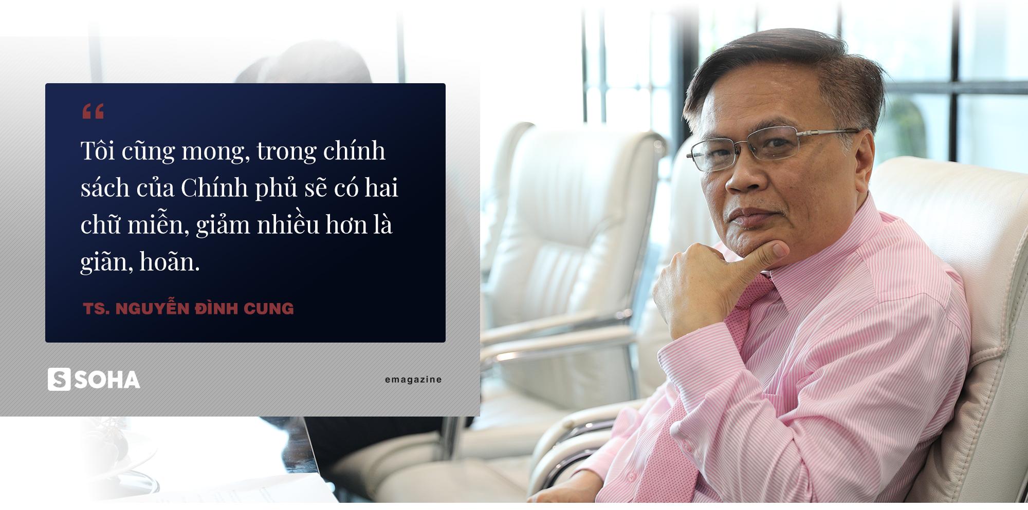 """TS Nguyễn Đình Cung: """"Tôi rất mong các tập đoàn nhà nước ngừng than vãn và ngừng xin tiền"""" - Ảnh 11."""