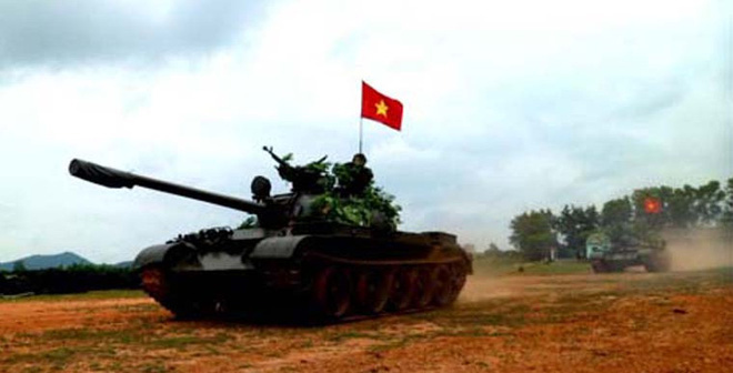 Đại tá Nguyễn Khắc Nguyệt: Vỏ quýt dày có móng tay nhọn - Bí kíp có một không hai của lính xe tăng Việt Nam - Ảnh 2.