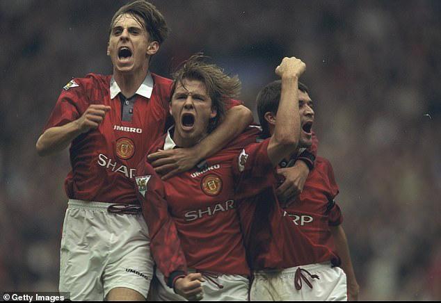 Được cả thế giới yêu mến, nhưng Beckham lại bị huyền thoại Man United ghét vì lý do lạ - Ảnh 1.