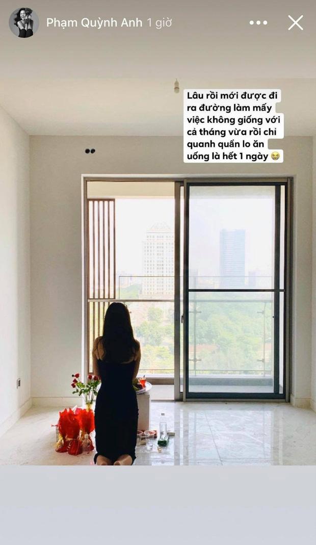 Phạm Quỳnh Anh tậu nhà mới hậu ly hôn, chỉ hé lộ một góc đã thấy giá trị không hề nhỏ - Ảnh 1.