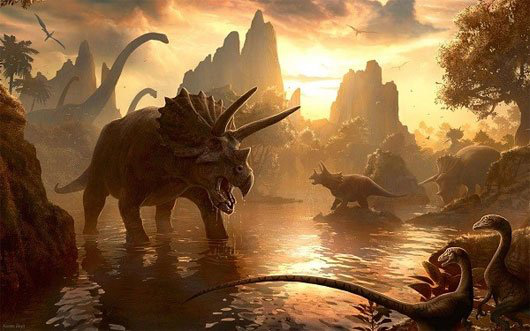 Nếu khủng long tồn tại đến thời hiện đại, trái đất sẽ ra sao? - Ảnh 2.