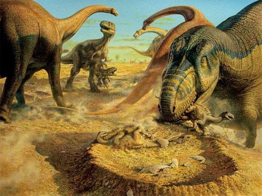 Nếu khủng long tồn tại đến thời hiện đại, trái đất sẽ ra sao? - Ảnh 3.
