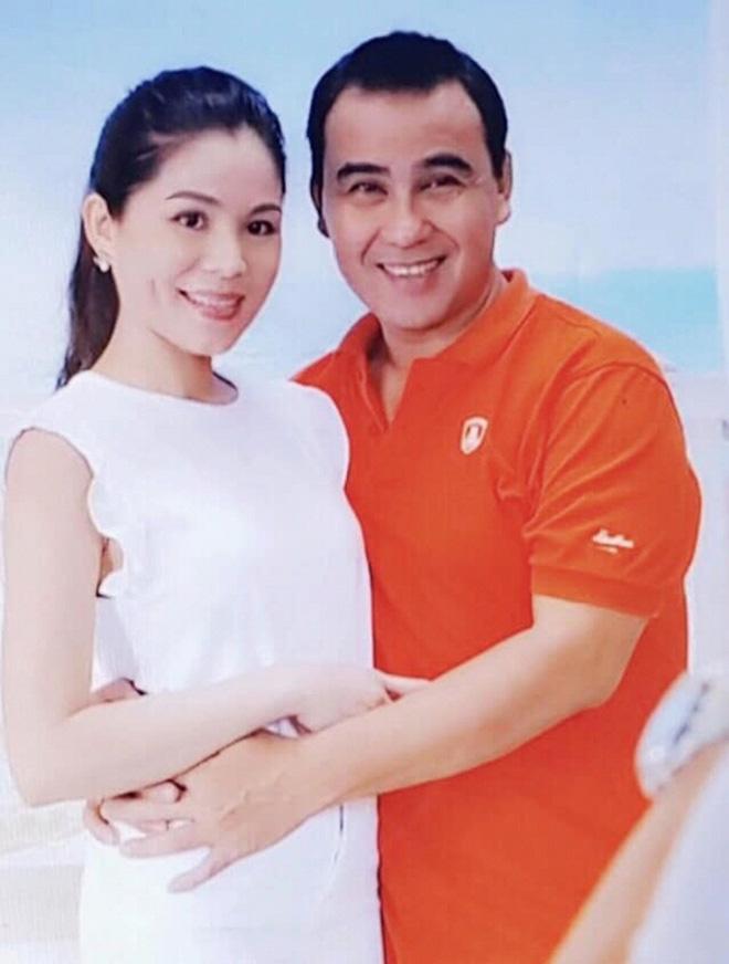 Nhan sắc thời trẻ của vợ đại gia MC Quyền Linh - Ảnh 3.