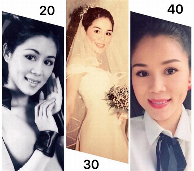 Nhan sắc thời trẻ của vợ đại gia MC Quyền Linh - Ảnh 8.