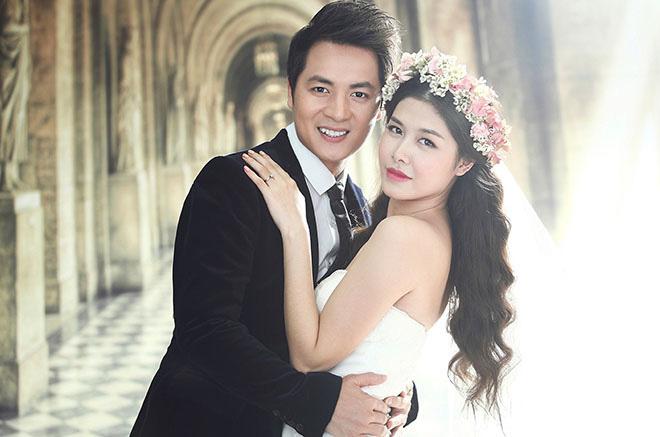 Nhan sắc vợ ca sĩ Đăng Khôi ở tuổi 35, sau 2 lần sinh nở - Ảnh 1.