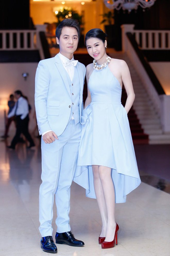 Nhan sắc vợ ca sĩ Đăng Khôi ở tuổi 35, sau 2 lần sinh nở - Ảnh 2.