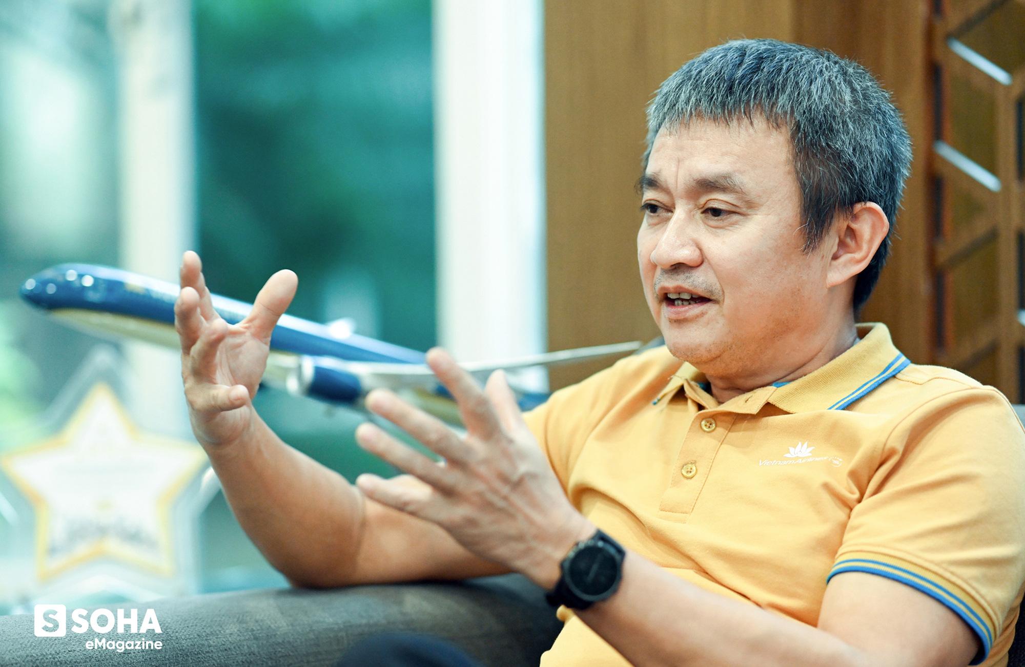 Tổng giám đốc Vietnam Airlines đếm từng hành khách và những việc chưa có tiền lệ trong mùa dịch Covid - Ảnh 18.
