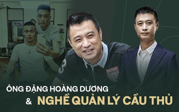 Gặp người đại diện của các sao U23 Việt Nam: Tình cảm và lòng tin là quan trọng nhất, nhưng cũng sẵn lòng mắng thẳng mặt khi cần - Ảnh 1.