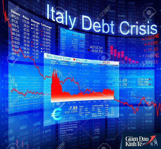 Italy đứng trước nguy cơ hứng chịu cuộc suy thoái sâu nhất trong lịch sử do COVID-19: Cơ hội béo bở cho TQ? - Ảnh 8.
