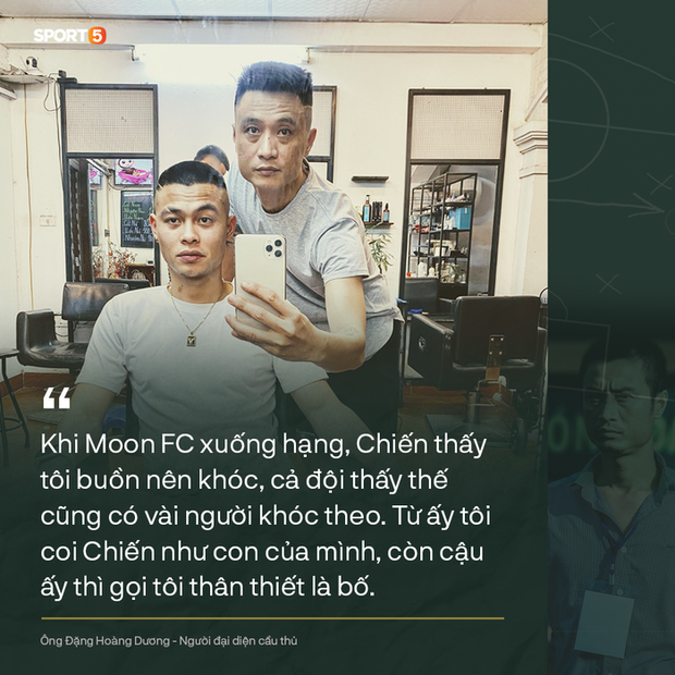 Gặp người đại diện của các sao U23 Việt Nam: Tình cảm và lòng tin là quan trọng nhất, nhưng cũng sẵn lòng mắng thẳng mặt khi cần - Ảnh 3.
