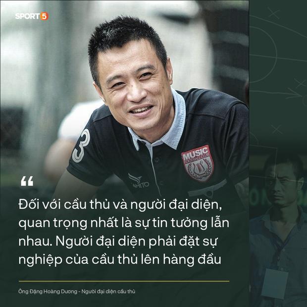 Gặp người đại diện của các sao U23 Việt Nam: Tình cảm và lòng tin là quan trọng nhất, nhưng cũng sẵn lòng mắng thẳng mặt khi cần - Ảnh 4.