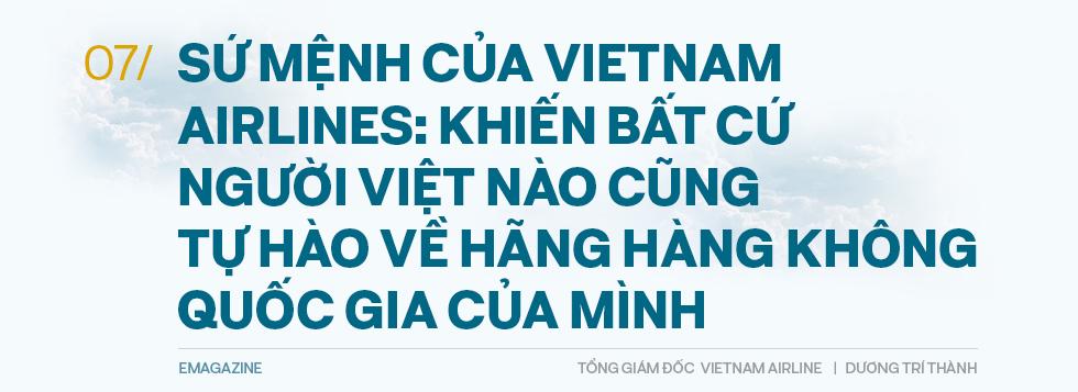 Tổng giám đốc Vietnam Airlines đếm từng hành khách và những việc chưa có tiền lệ trong mùa dịch Covid - Ảnh 16.