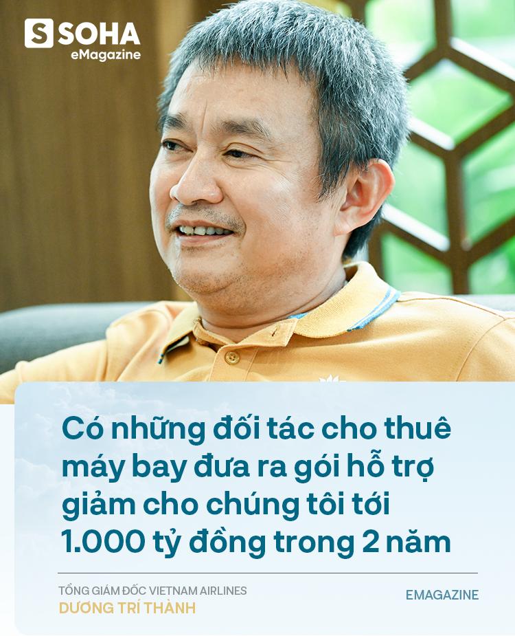 Tổng giám đốc Vietnam Airlines đếm từng hành khách và những việc chưa có tiền lệ trong mùa dịch Covid - Ảnh 9.