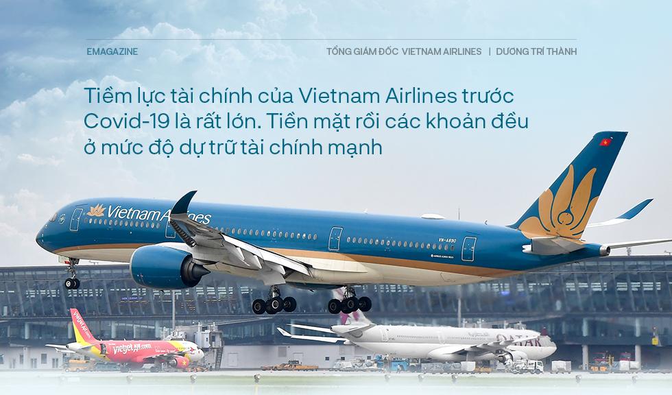 Tổng giám đốc Vietnam Airlines đếm từng hành khách và những việc chưa có tiền lệ trong mùa dịch Covid - Ảnh 11.