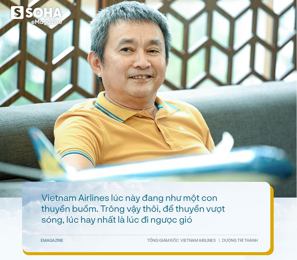 Tổng giám đốc Vietnam Airlines đếm từng hành khách và những việc chưa có tiền lệ trong mùa dịch Covid - Ảnh 15.