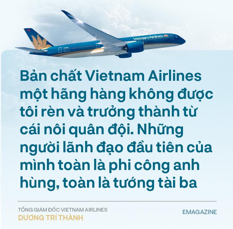 Tổng giám đốc Vietnam Airlines đếm từng hành khách và những việc chưa có tiền lệ trong mùa dịch Covid - Ảnh 17.