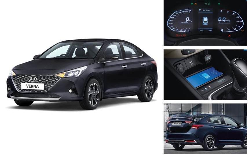 Hyundai Verna giá chưa đến 300 triệu sở hữu nhiều tính năng chưa từng có trong phân khúc