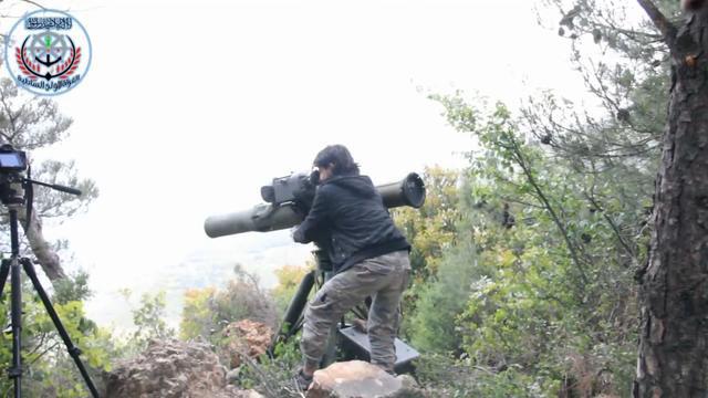 Những tổn thất kinh hoàng của lực lượng tăng, thiết giáp Syria: Tiết lộ sốc - Ảnh 3.