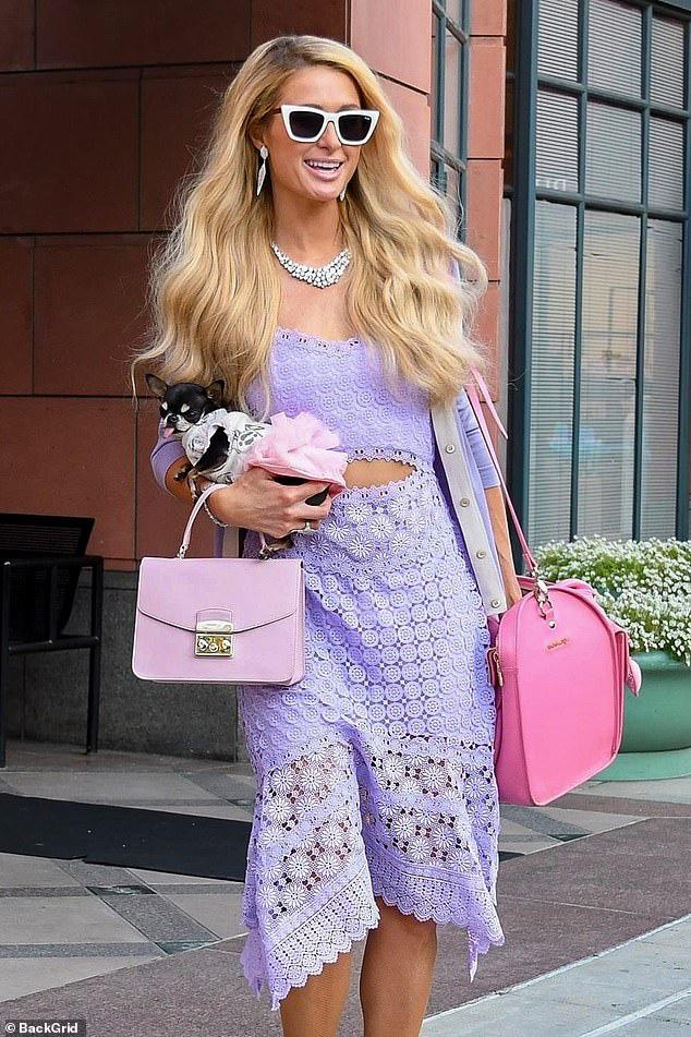 """Paris Hilton, Lindsay Lohan và Britney Spears: Đế chế """"nữ hoàng thị phi"""" quyền lực nhất Hollywood, chật vật tìm lại hào quang sau những cú trượt dài - Ảnh 12."""