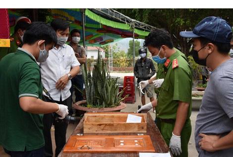 Kẻ giết người, cướp của tại chùa Quảng Ân - Ảnh 2.