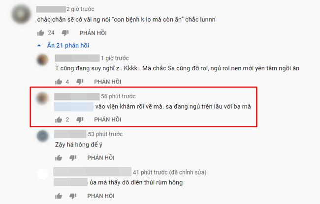 Vừa ra vlog mới vừa tiết lộ bé Sa bị sốt tận 39 độ còn co giật tới mức cắn vào tay mẹ, Quỳnh Trần JP khiến bao fan lo lắng vì thương Sa - ảnh 11
