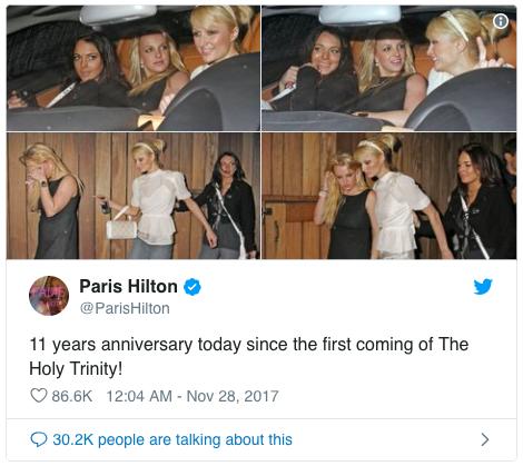 """Paris Hilton, Lindsay Lohan và Britney Spears: Đế chế """"nữ hoàng thị phi"""" quyền lực nhất Hollywood, chật vật tìm lại hào quang sau những cú trượt dài - Ảnh 7."""