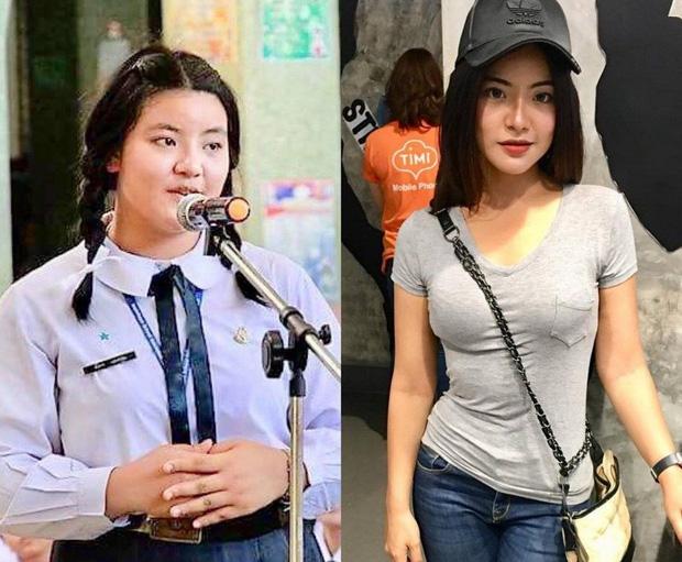 Cô nàng 22 tuổi giảm một lèo 38kg xinh đẹp lên bội phần, dân mạng chỉ biết trầm trồ: Quá thần kỳ - Ảnh 1.