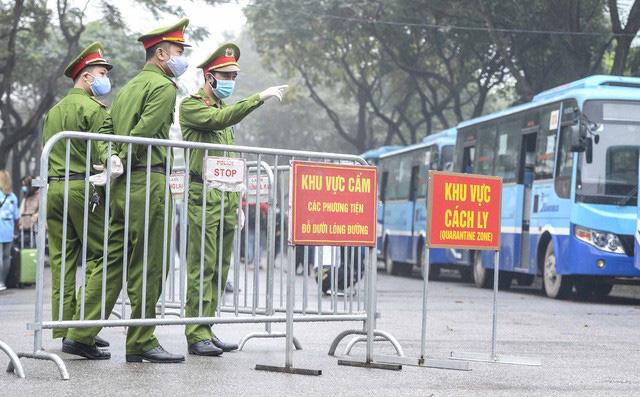2 BN mắc Covid-19 nguy kịch, phong tỏa, ngưng hoạt động công ty 800 công nhân có người Hàn Quốc nhiễm SARS-CoV-2 - Ảnh 1.