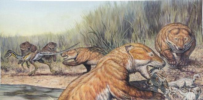 Tại sao không có động vật có vú khổng lồ trong kỷ nguyên khủng long? - Ảnh 6.
