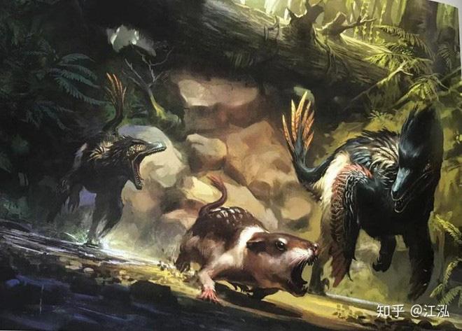 Tại sao không có động vật có vú khổng lồ trong kỷ nguyên khủng long? - Ảnh 7.