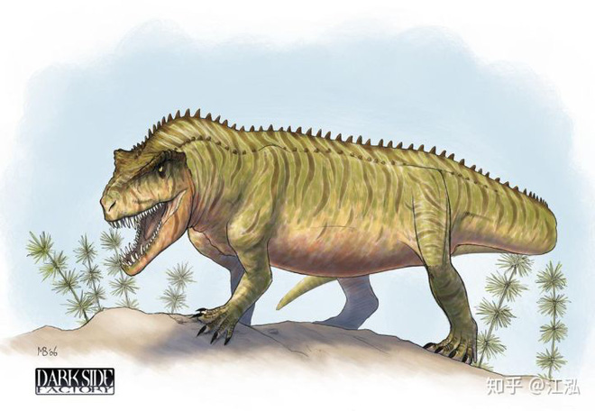 Tại sao không có động vật có vú khổng lồ trong kỷ nguyên khủng long? - Ảnh 8.