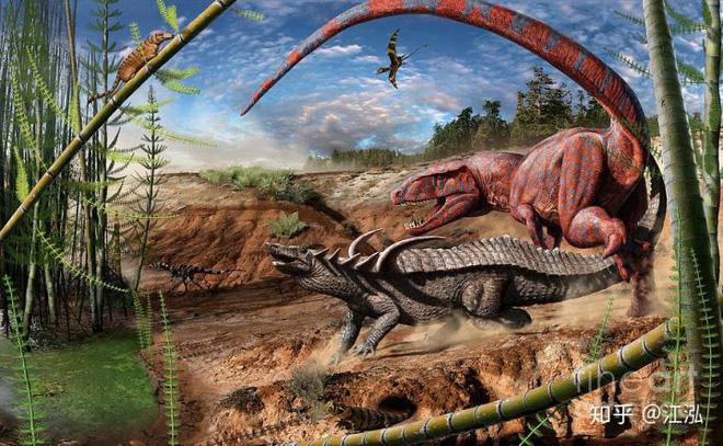 Tại sao không có động vật có vú khổng lồ trong kỷ nguyên khủng long? - Ảnh 9.