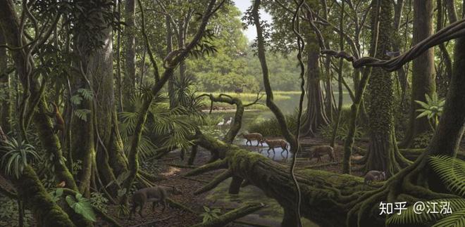 Tại sao không có động vật có vú khổng lồ trong kỷ nguyên khủng long? - Ảnh 10.