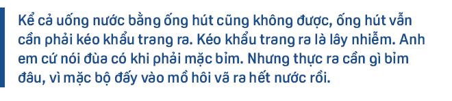 Ngứa không được gãi, khát không được uống, vệ sinh không được đi, họ là 500 thợ săn virus ở CDC lớn nhất Việt Nam - Ảnh 15.