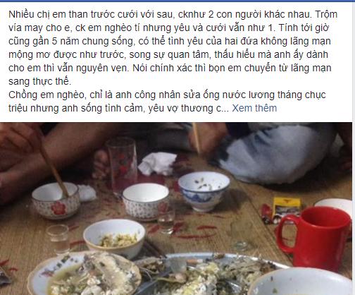 Vợ mải chăm con, cả nhà ăn hết sạch mâm cơm chừa lại đúng bộ xương cá, chồng chứng kiến liền phản ứng cực mạnh khiến tất cả đứng hình - Ảnh 1.