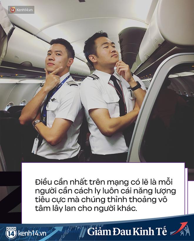 Cơ trưởng Quang Đạt: 9 năm làm việc, lần đầu nghe đến những từ như dừng bay, nghỉ không lương, chấm dứt hợp đồng - Ảnh 4.