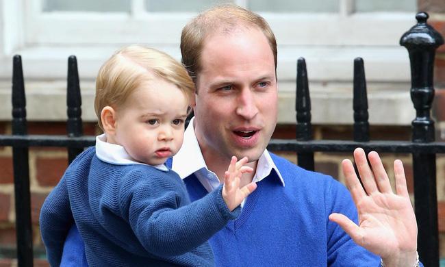 Ngất ngây với một loạt khoảnh khắc của các tiểu hoàng tử, công chúa trên thế giới cho thấy họ đích thực là bản sao hoàn hảo của cha mẹ mình - Ảnh 5.