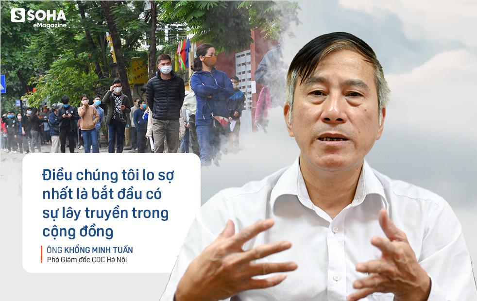 Ngứa không được gãi, khát không được uống, vệ sinh không được đi, họ là 500 thợ săn virus ở CDC lớn nhất Việt Nam - Ảnh 10.