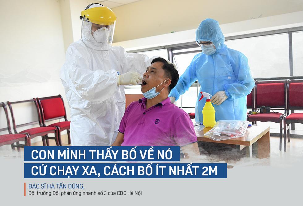 Ngứa không được gãi, khát không được uống, vệ sinh không được đi, họ là 500 thợ săn virus ở CDC lớn nhất Việt Nam - Ảnh 19.