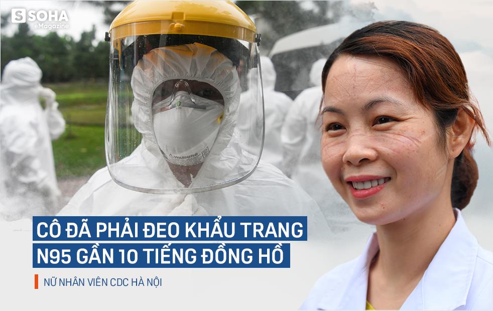 Ngứa không được gãi, khát không được uống, vệ sinh không được đi, họ là 500 thợ săn virus ở CDC lớn nhất Việt Nam - Ảnh 22.