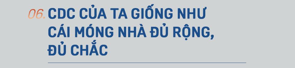Ngứa không được gãi, khát không được uống, vệ sinh không được đi, họ là 500 thợ săn virus ở CDC lớn nhất Việt Nam - Ảnh 21.