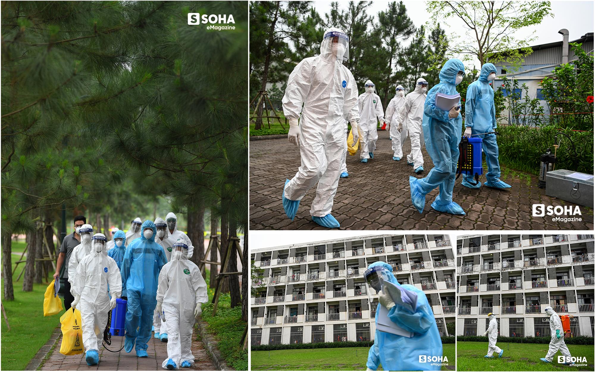 Ngứa không được gãi, khát không được uống, vệ sinh không được đi, họ là 500 thợ săn virus ở CDC lớn nhất Việt Nam - Ảnh 5.