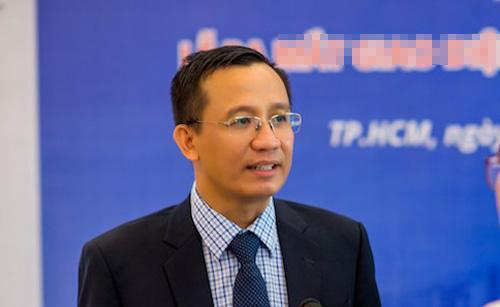 Đoạn camera ghi hình tiến sĩ Bùi Quang Tín trước lúc tử vong - Ảnh 1.