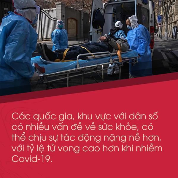 TS.BS Nguyễn Kiên Cường: Tại sao tỷ lệ tử vong do Covid-19 tại các quốc gia rất khác nhau? - Ảnh 2.