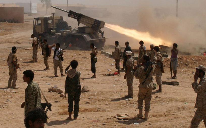 NÓNG: Mất 3 tướng cấp cao cùng lúc, QĐ Yemen bất ngờ phản đòn Houthi - Al-Bayda rực lửa