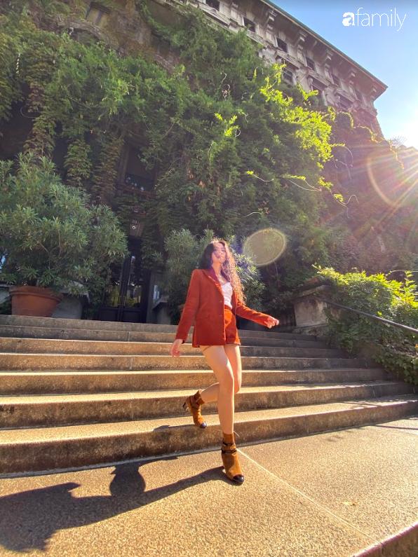 Đặng Tiểu Tô Sa - cháu gái xinh đẹp của thầy Văn Như Cương comeback ngoạn mục với hình ảnh fashionista nóng bỏng đầy quyến rũ tuổi 22 - Ảnh 13.