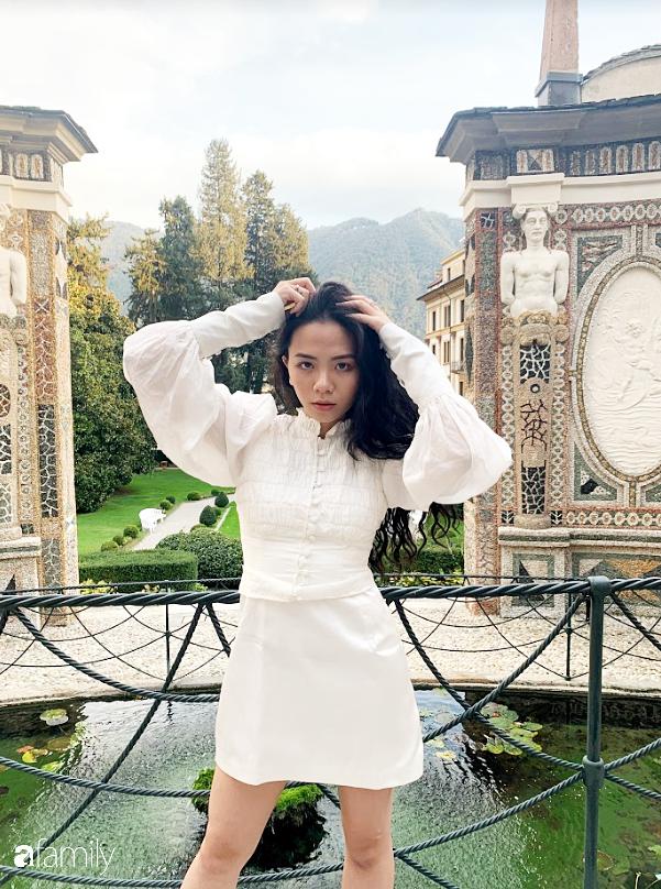 Đặng Tiểu Tô Sa - cháu gái xinh đẹp của thầy Văn Như Cương comeback ngoạn mục với hình ảnh fashionista nóng bỏng đầy quyến rũ tuổi 22 - Ảnh 14.