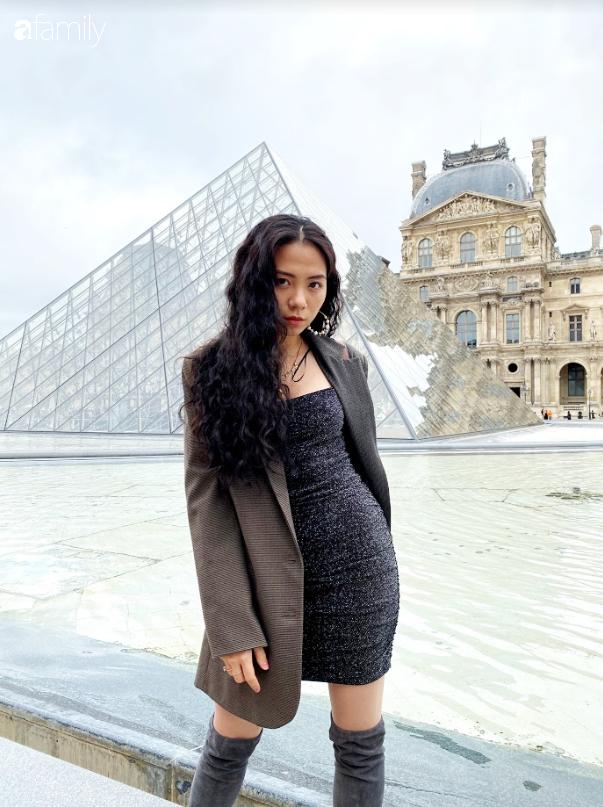 Đặng Tiểu Tô Sa - cháu gái xinh đẹp của thầy Văn Như Cương comeback ngoạn mục với hình ảnh fashionista nóng bỏng đầy quyến rũ tuổi 22 - Ảnh 24.