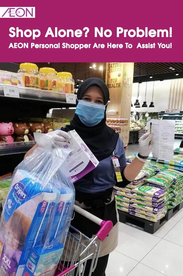 Khi đàn ông Malaysia đi chợ thời COVID-19: Hóa ra đây mới là thứ khó nhằn hơn cả ở nhà trông con - Ảnh 7.