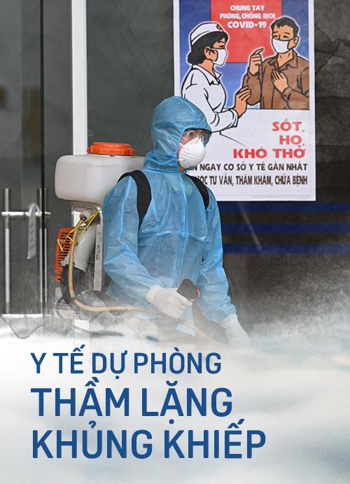 Ngứa không được gãi, khát không được uống, vệ sinh không được đi, họ là 500 thợ săn virus ở CDC lớn nhất Việt Nam - Ảnh 16.